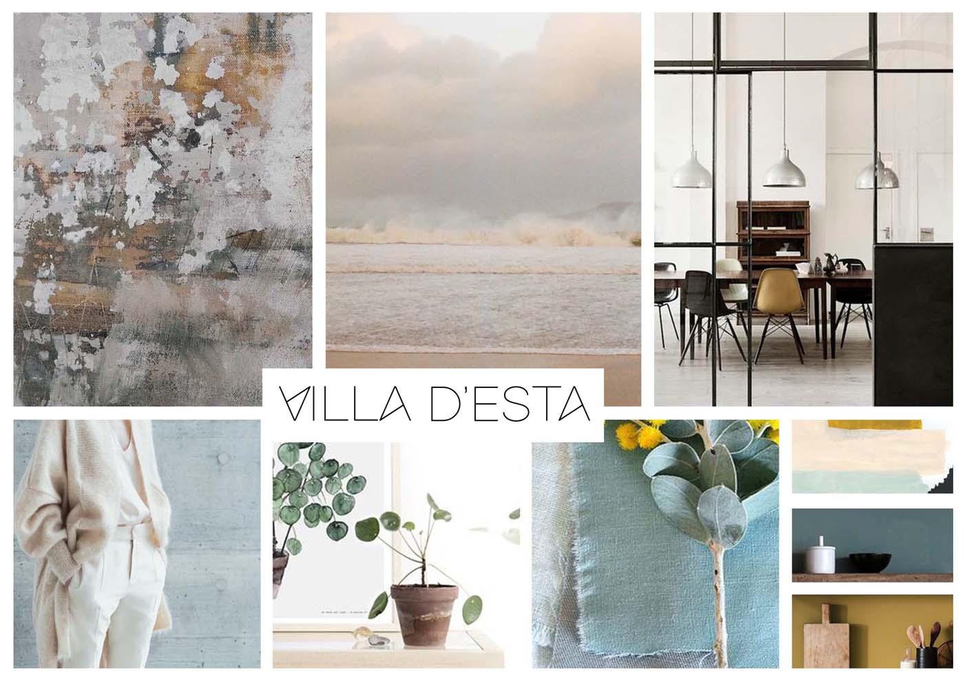 Interieurontwerp | Drie varianten voor een woonkeuken