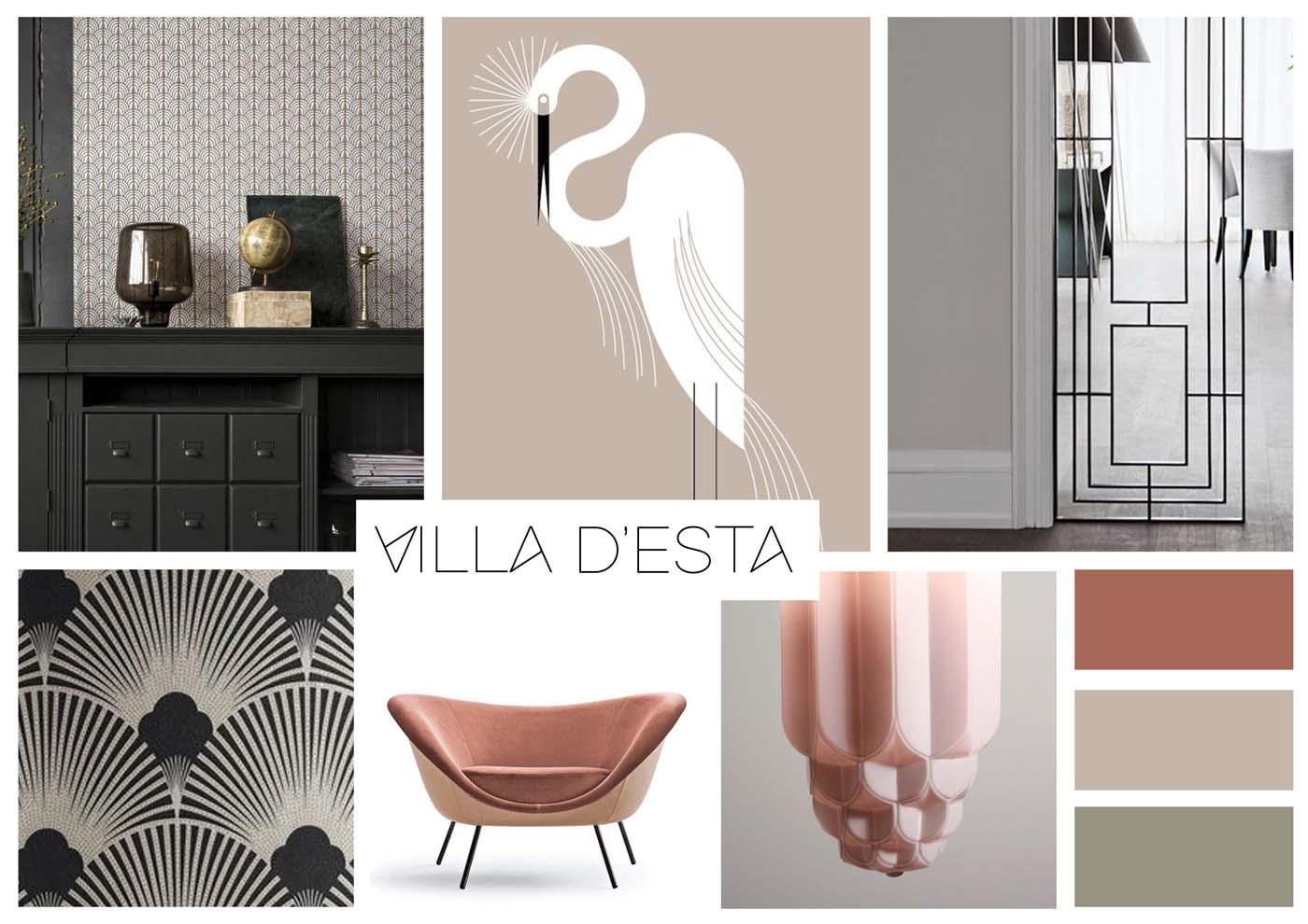 Interieurontwerp | Art Deco Invloeden