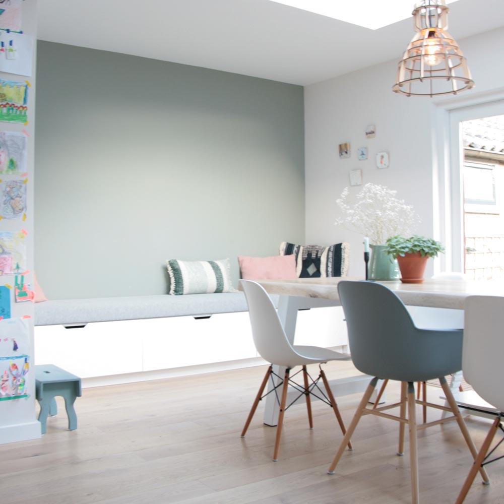 Spiksplinternieuw Interieurtraject   Frisse kleuraccenten - villa d'Esta RF-08