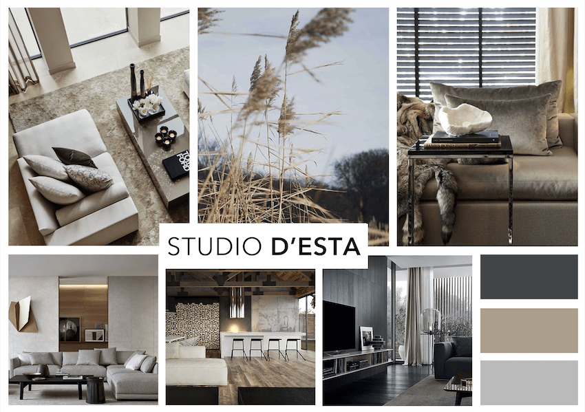 Nieuwbouw villa | provincie Utrecht | Glamour met een stoer randje